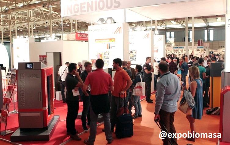 EXPOBIOMASA concede el Premio a la Innovación 2017 a la empresa BIOCURVE