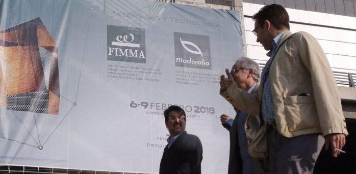 FIMMA – Maderalia se promociona en Feria Hábitat Valencia