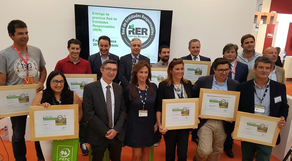 PEFC reúne a las empresas del sector de biomasa forestal