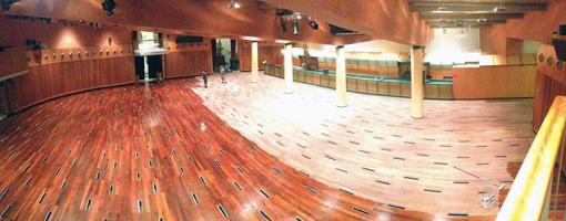 QUIDE en la Sala Foyer del Gran Teatre del Liceu de Barcelona