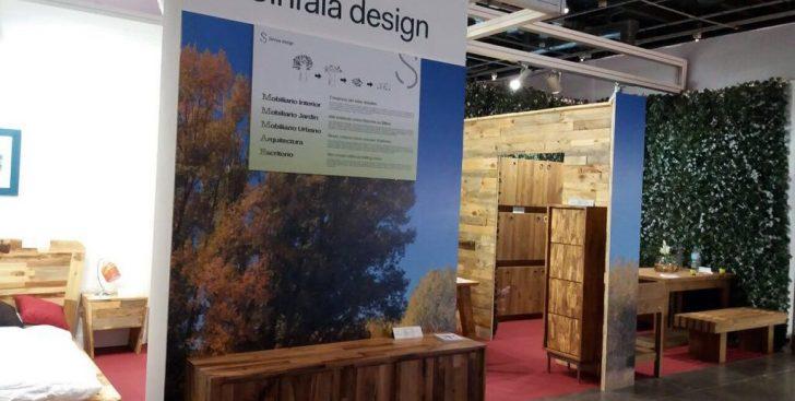 Sintala design presenta en feria h bitat su nueva l nea de for Feria mueble valencia 2017
