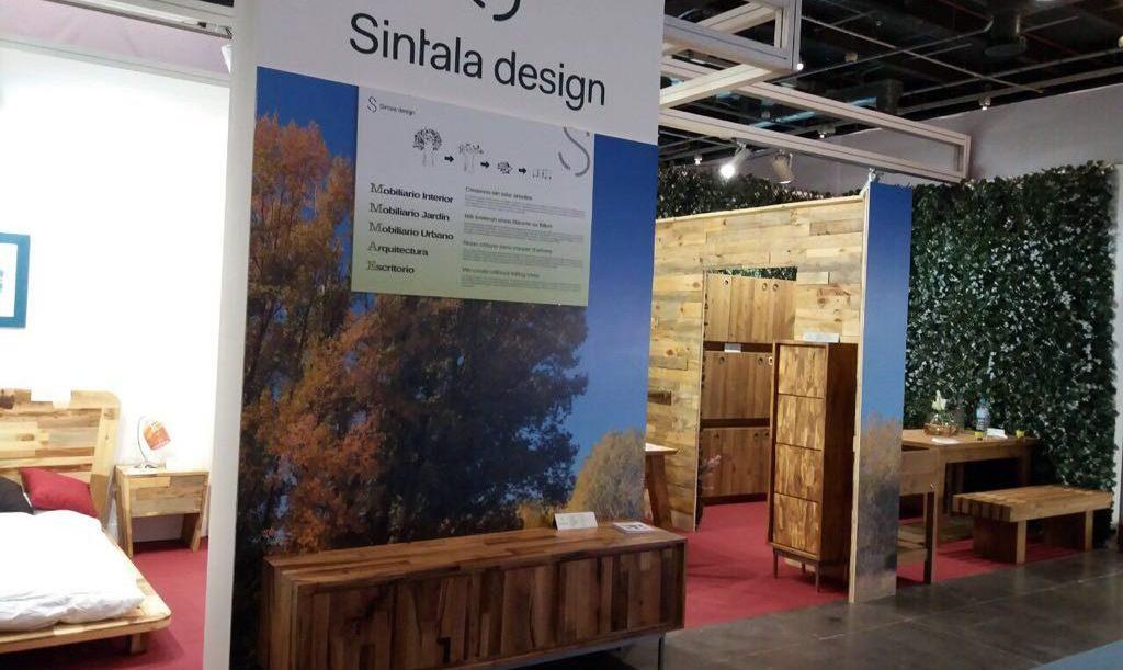 SINTALA DESIGN presenta en Feria Hábitat su nueva línea de mobiliario