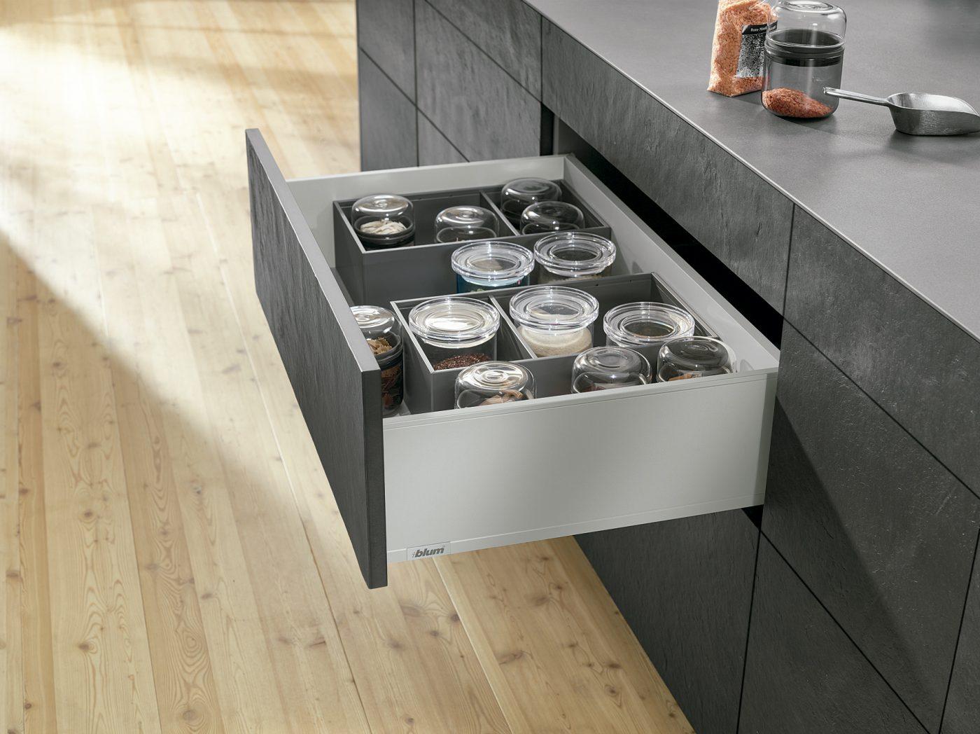 BLUM: El sistema Box con nuevos colores y diseños