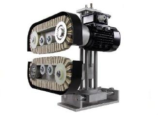 LC 8/33 BrushTec®, la alternativa de DCM a los sistemas convencionales de trapos pulidores