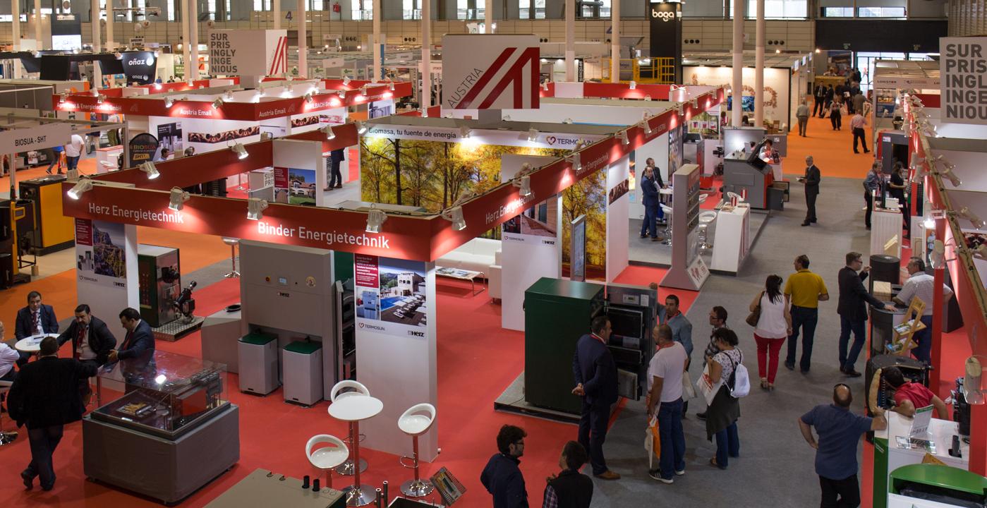EXPOBIOMASA registra una participación de 16.394 profesionales, un 9% más que en la edición anterior