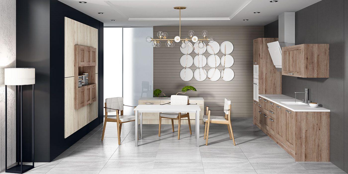 Alvic inaugurar en enero su nueva f brica de muebles de for Cocinas jaen fabrica