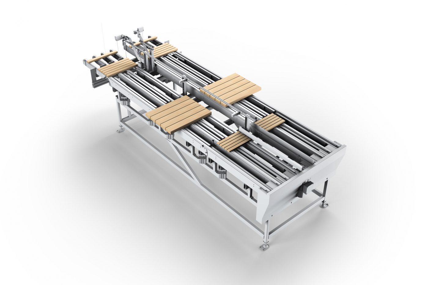 WEINIG presenta una nueva solución CNC para la fabricación de muebles y estantes