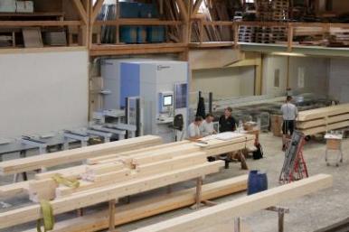 FSC e INTU promocionan el uso de madera en la construcción de centros comerciales