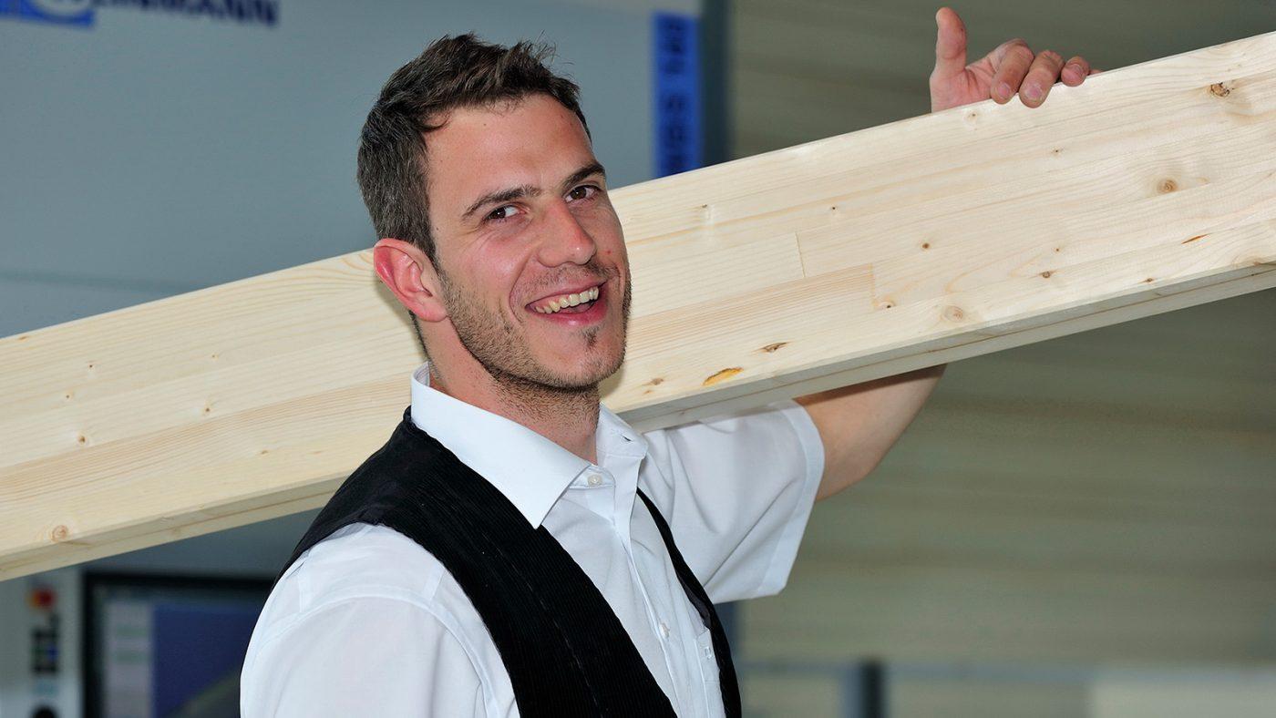 Tecnología para construir con madera, en la WEINMANN Treff