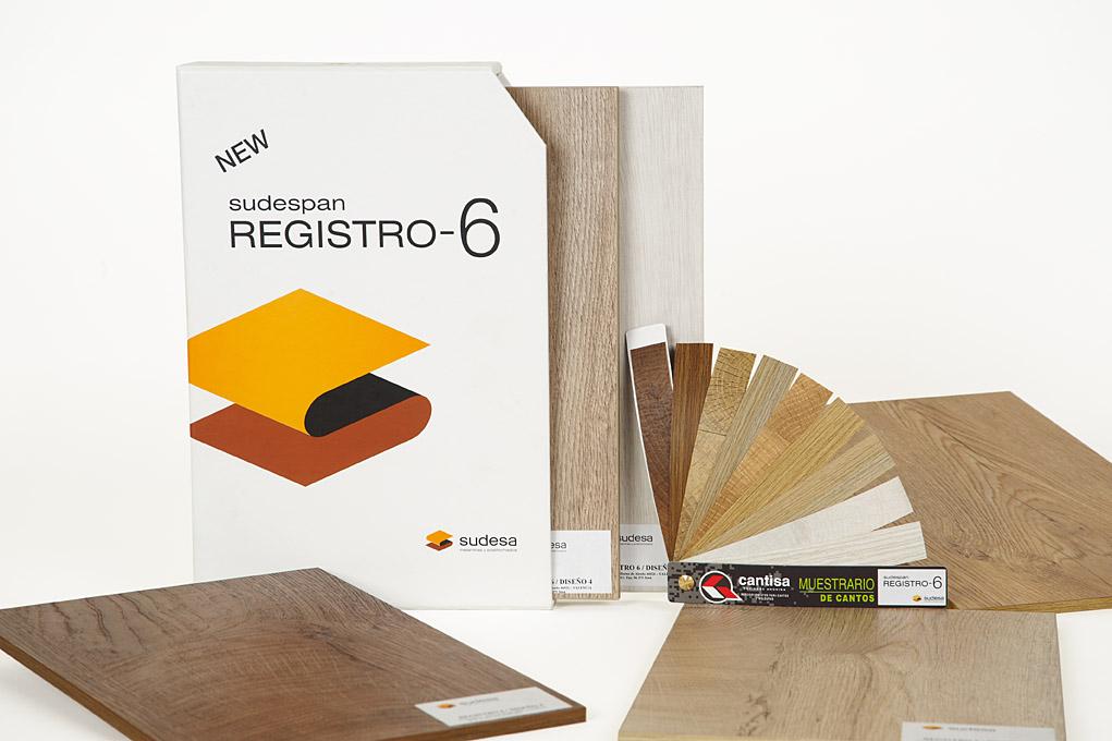 CANTISA dispone de canto en stock para la nueva gama REGISTRO-6 de SUDESA