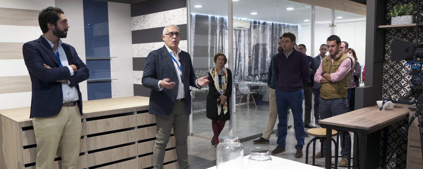 Grupo ALVIC inaugura un nuevo ALVIC Center en la ciudad de Granada