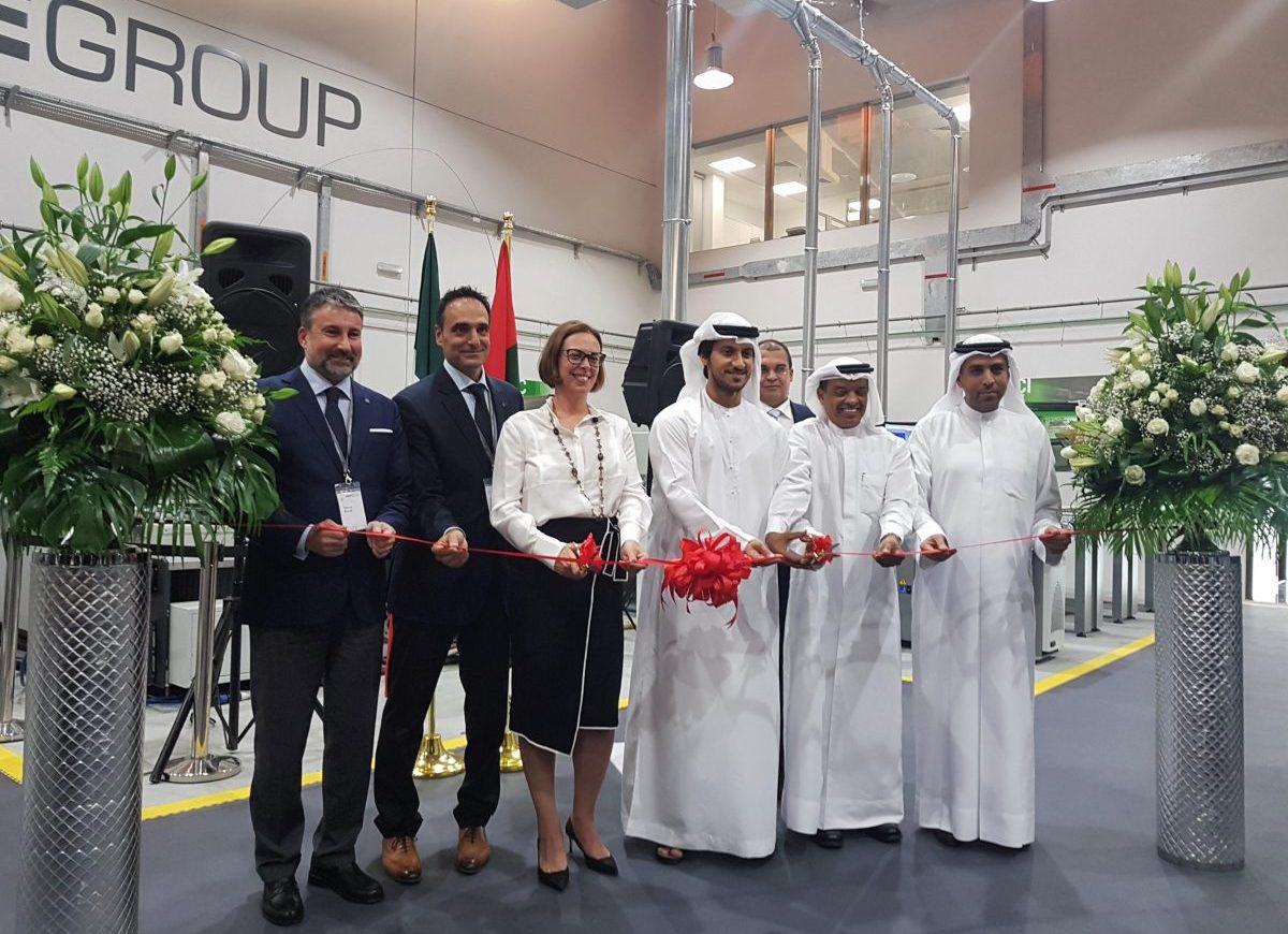 BIESSE Middle East abre en Dubái un nuevo Campus
