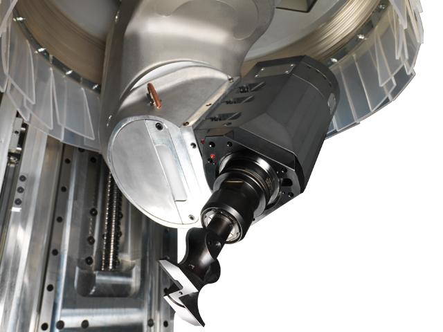 Centro de mecanizado Profit H500 MT, de FORMAT 4