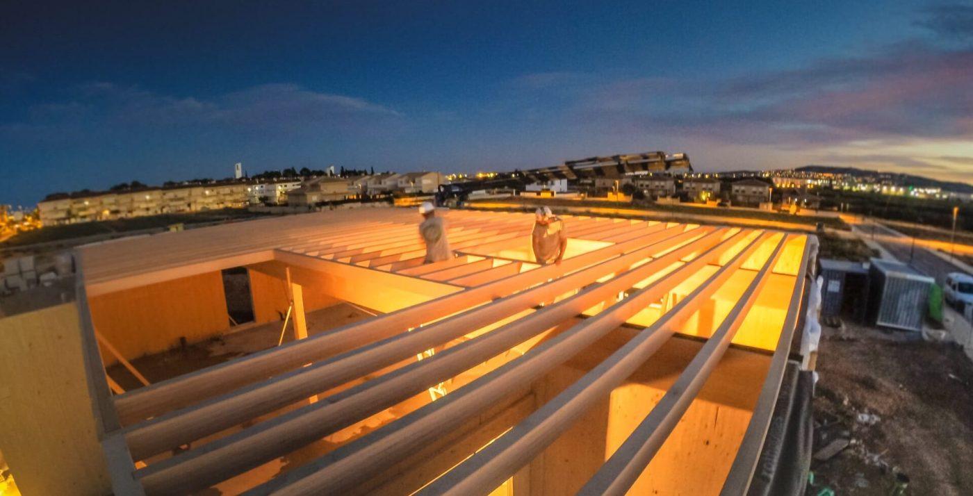 La apuesta por la eficiencia energética de CONSTRUCCIONES JOSEP VILAR