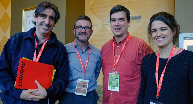 COPADE presentó su proyecto MADERA JUSTA en la Asamblea General de FSC en Vancouver