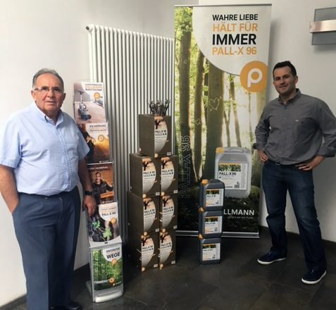 COMERCIAL y TALLERES VILLALBA distribuirá los productos de PALLMANN