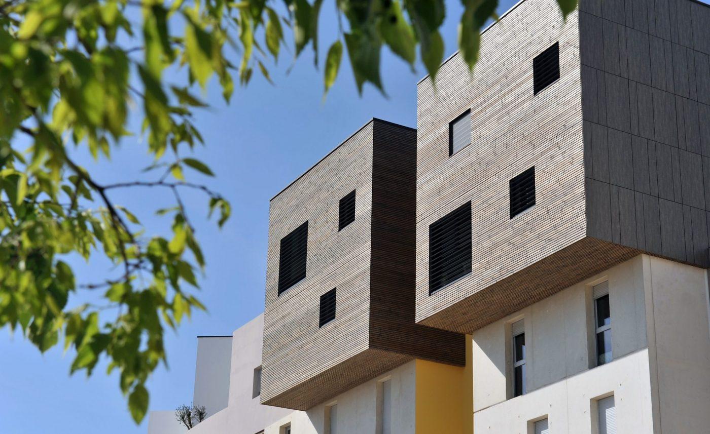VIVE LA MADERA pone el punto de mira en las fachadas