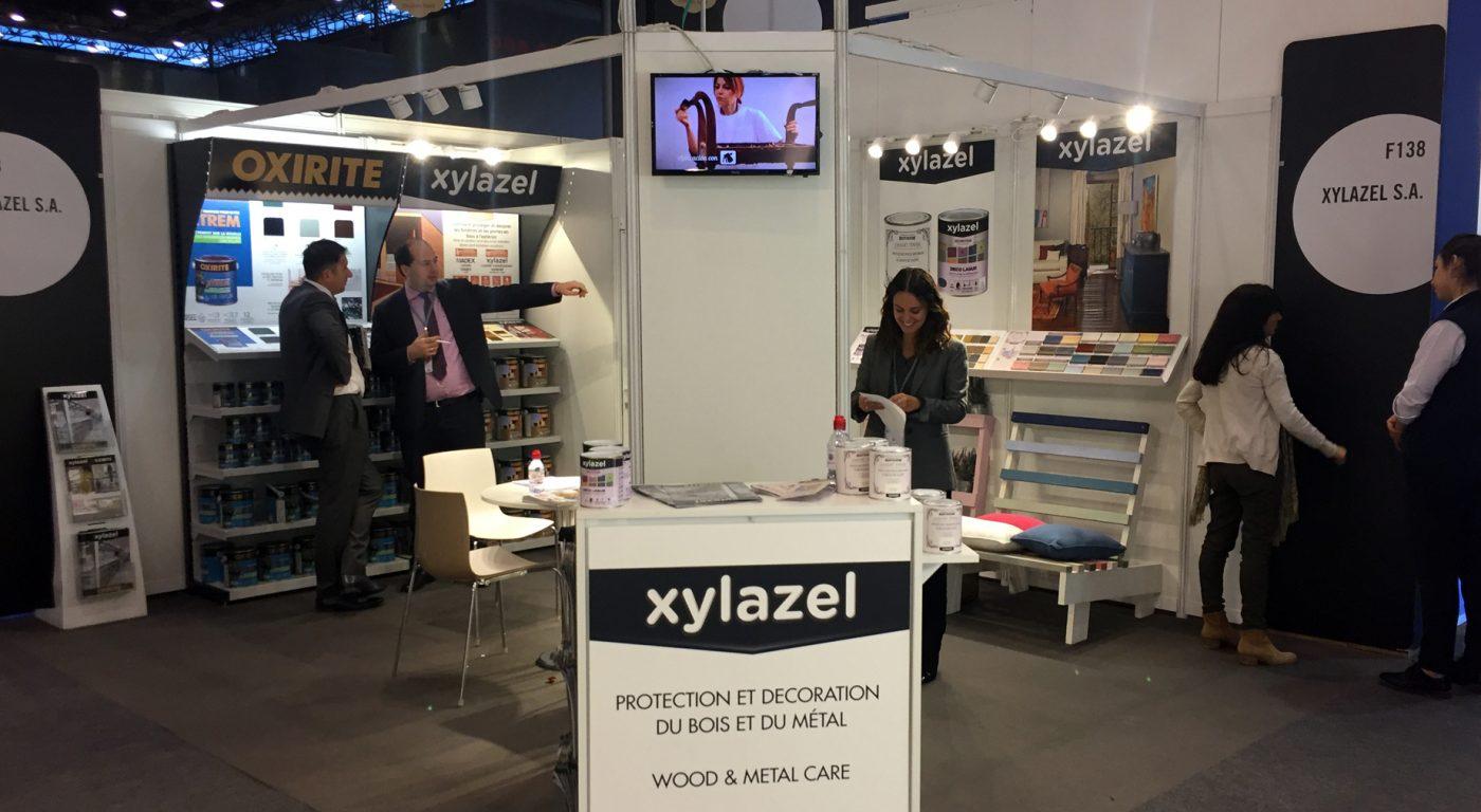 XYLAZEL ha participado en BATIMAT 2017