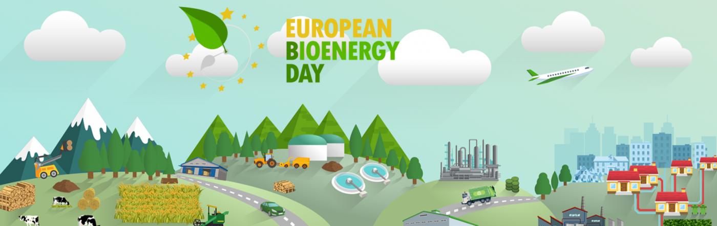 La biomasa podría atender toda la demanda energética de Europa, hasta el 31 de diciembre