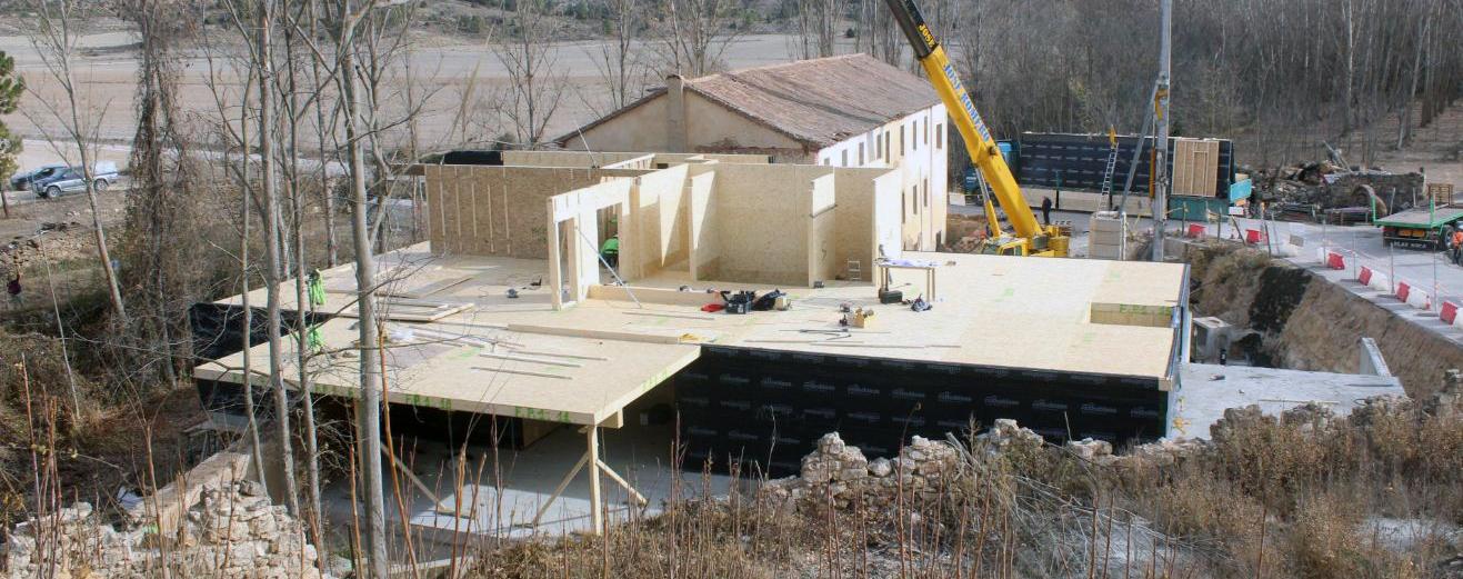 ARQUIMA se implica en la divulgación de los beneficios de la construcción en madera