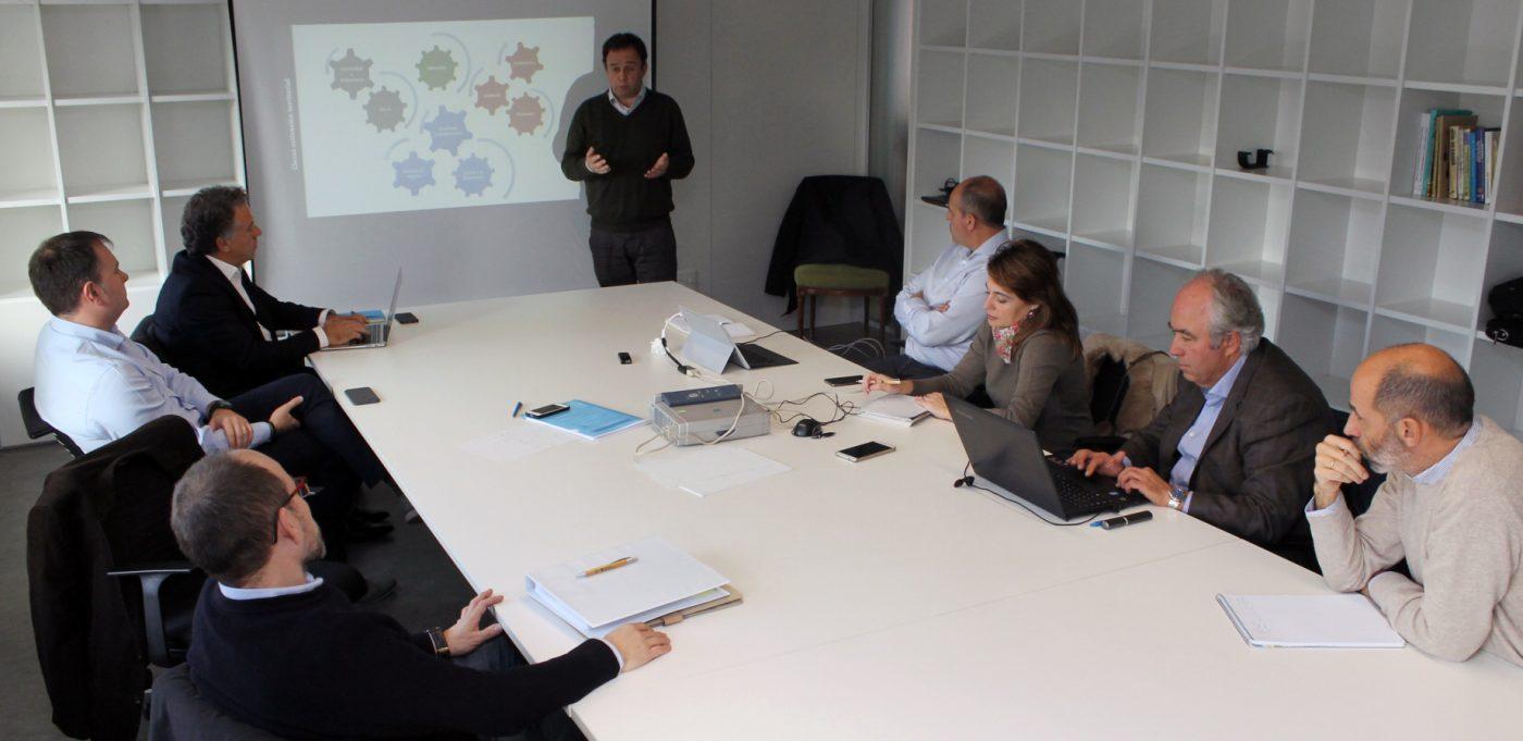 """Presentación del Grupo Operativo """"Abandono Forestal y del Medio Rural: Activación Digital"""""""