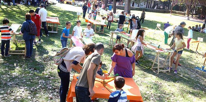 Juegos de madera para educar a los más pequeños
