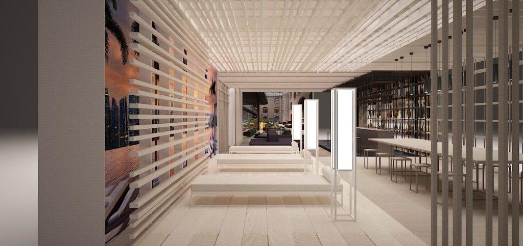 SONAE ARAUCO, ALVIC, FAUS, TARIMATEC y BARIPERFIL participarán en el hotel urbano de la exposición EASY CONTRACT