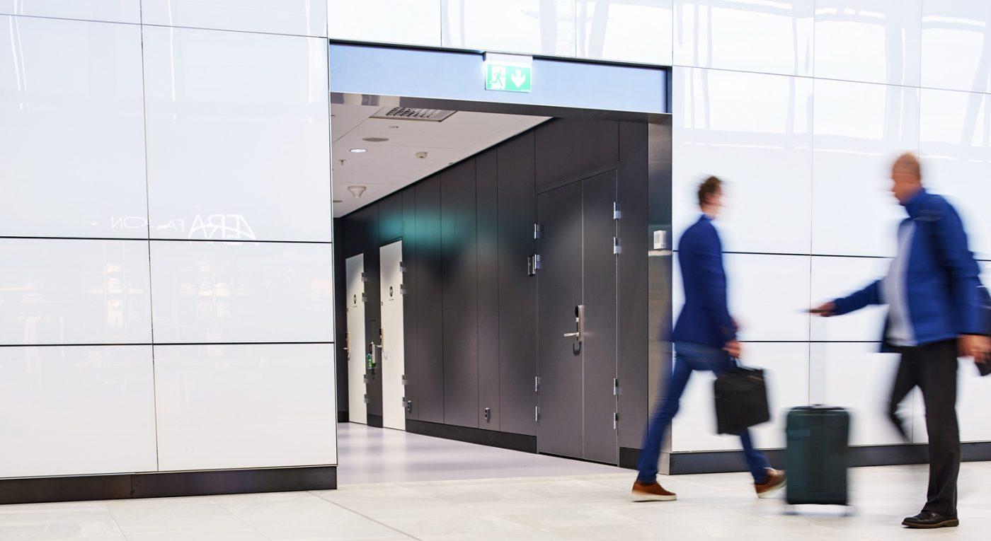 FORMICA aterriza en la nueva terminal del aeropuerto de Bergen