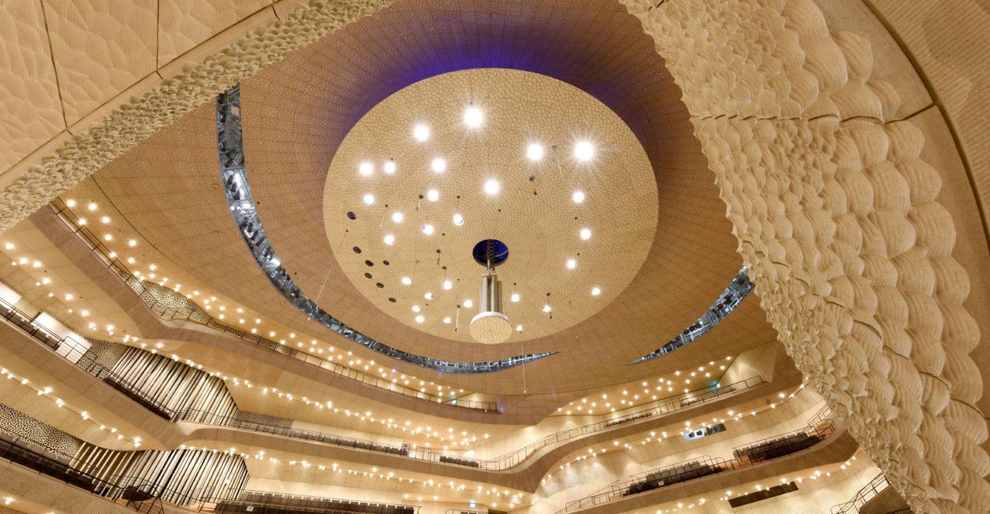 SCM Group «debuta» en la Filarmónica de Hamburgo