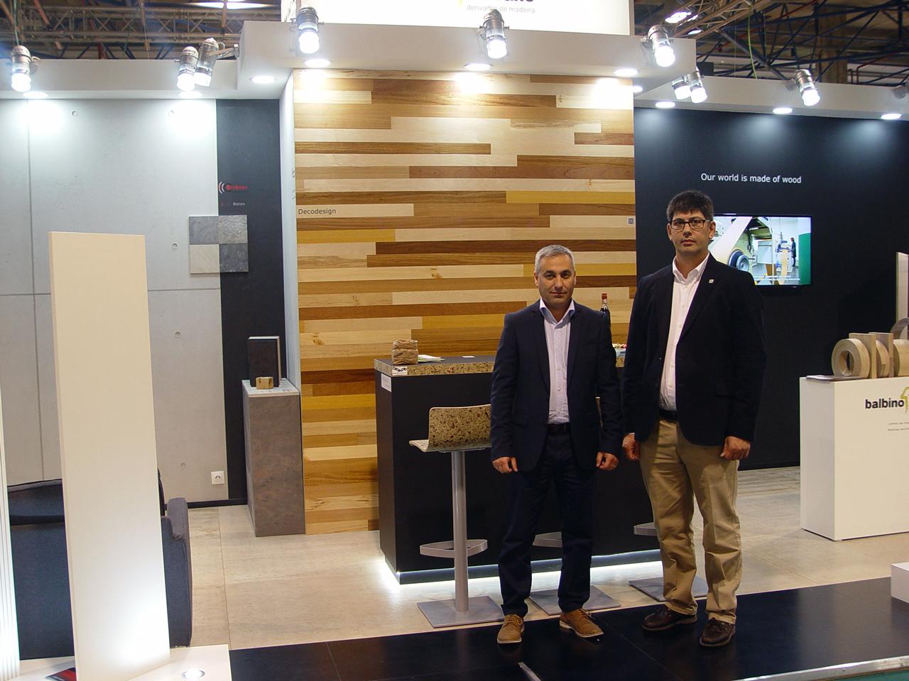 BALBINO & FAUSTINO presenta su nueva colección de tableros rústicos
