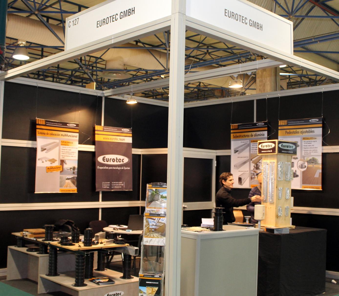 EUROTEC, nuevo proveedor de tornillería y herrajes para las estructuras de madera