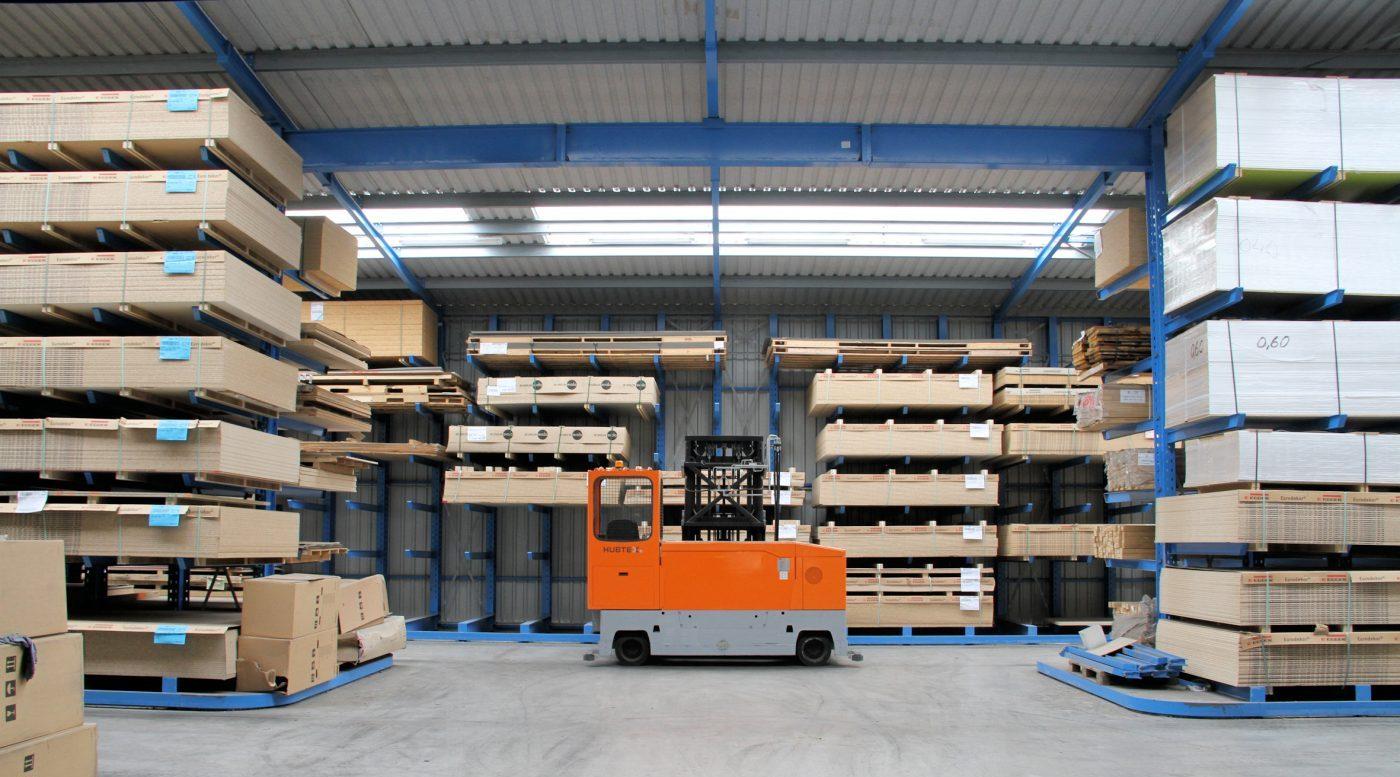 GEDIMAT LABOISSIERE: Menores daños a los productos almacenados