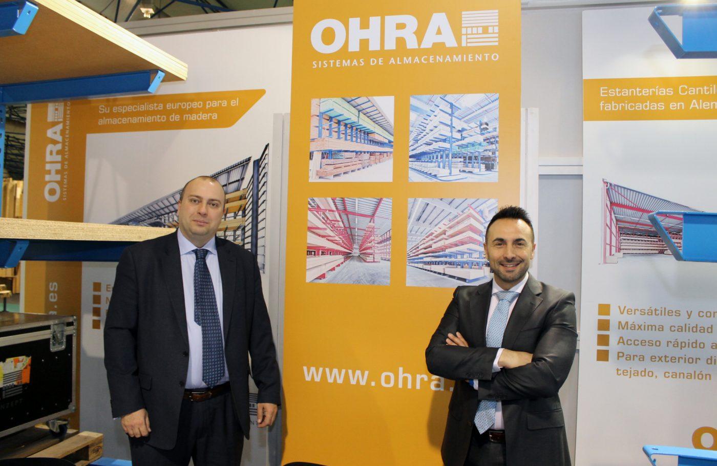 Éxito de OHRA en FIMMA-Maderalia