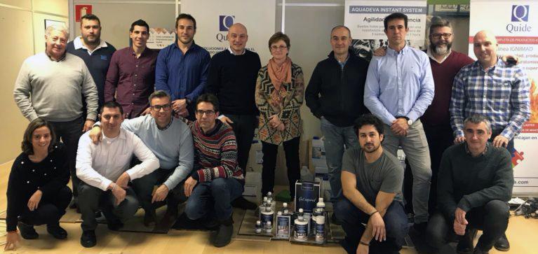 CIRANOVA presenta sus productos en QUIDE
