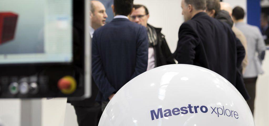 """""""MAESTRO Connect"""", protagonista en el stand de SCM en Xylexpo"""