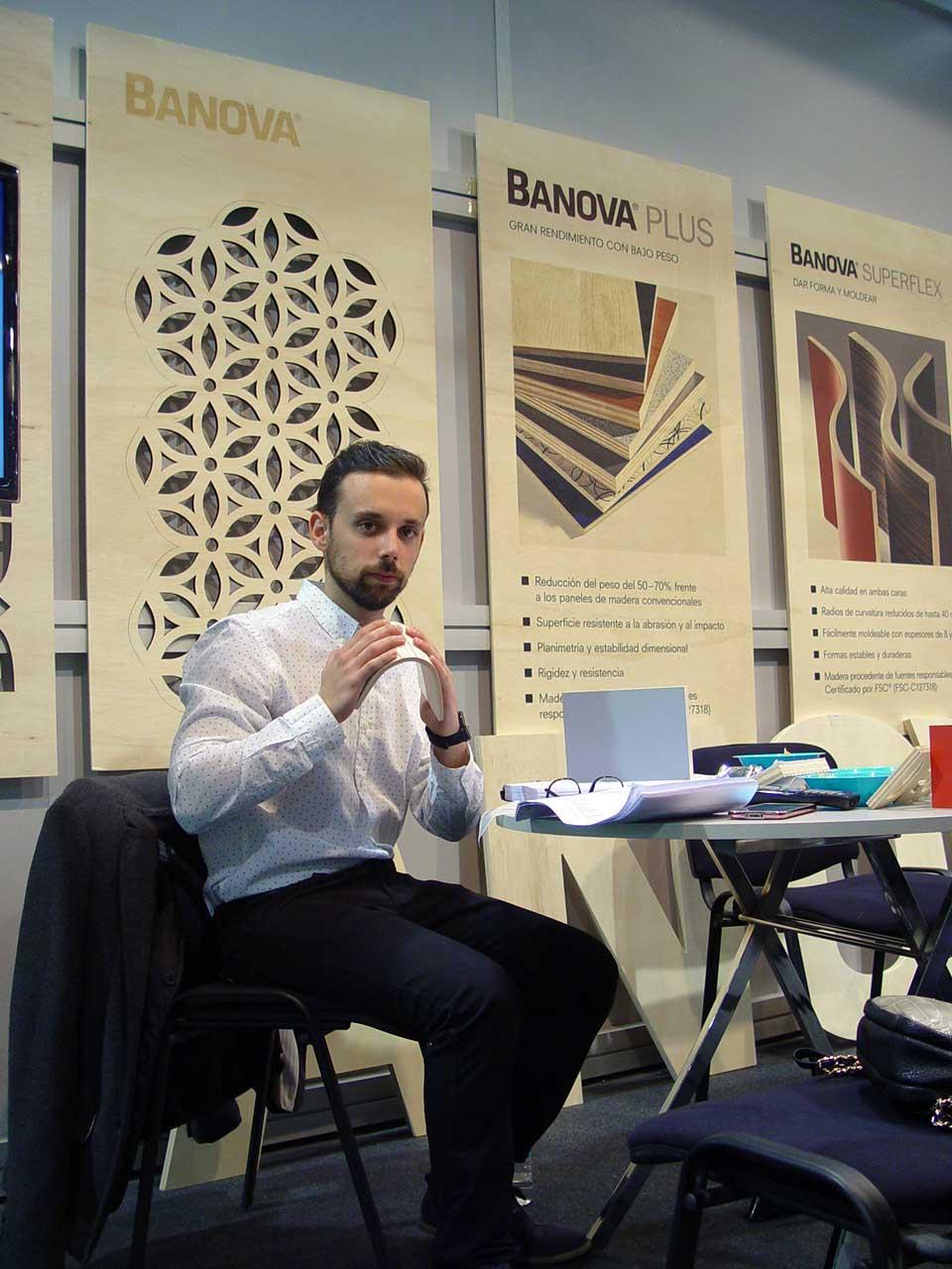 Apuesta clara de THYSSENKRUPP por la distribución de BANOVA®