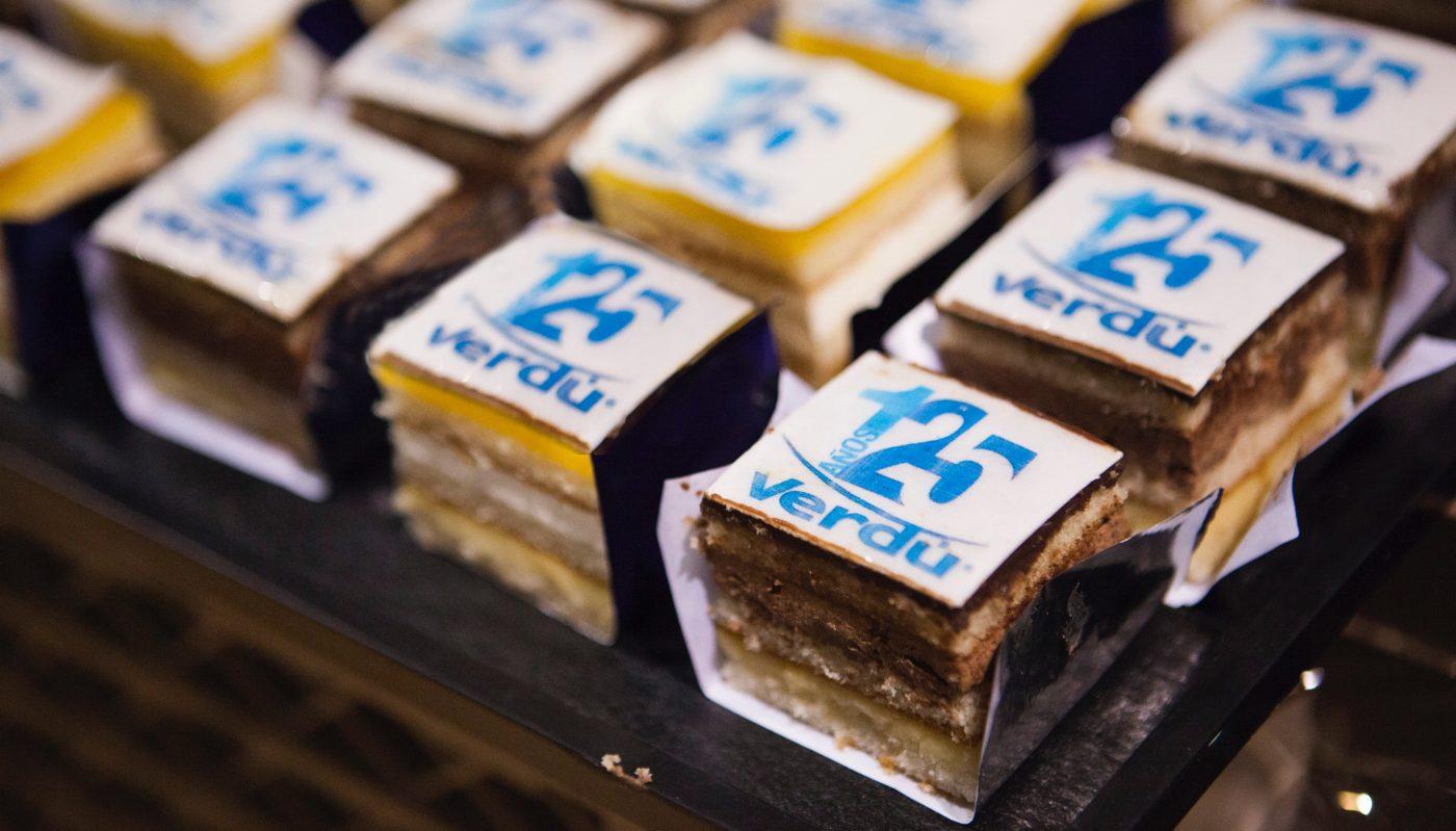 VERDÚ celebró su 125 cumpleaños en Maderalia