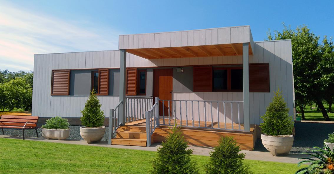 ABS e ISOVER presentan la primera vivienda industrializada con certificado Passivhaus
