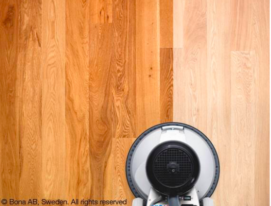 Cambiar el color del suelo de madera