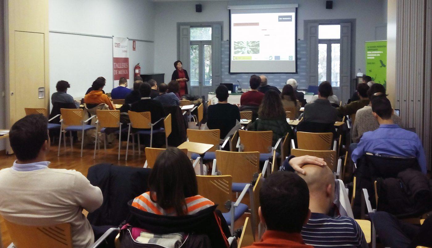 FSC España reúne a cincuenta profesionales de la madera en Cuenca