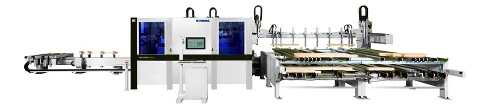La máquina para fabricar ventanas de HOMAG cumple 10 años