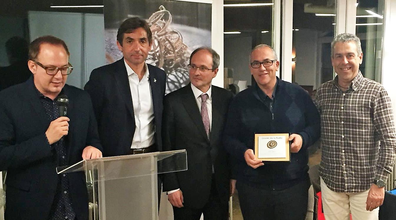 "HOUSE HABITAT recibe el premio ""Obra Sant Josep"""
