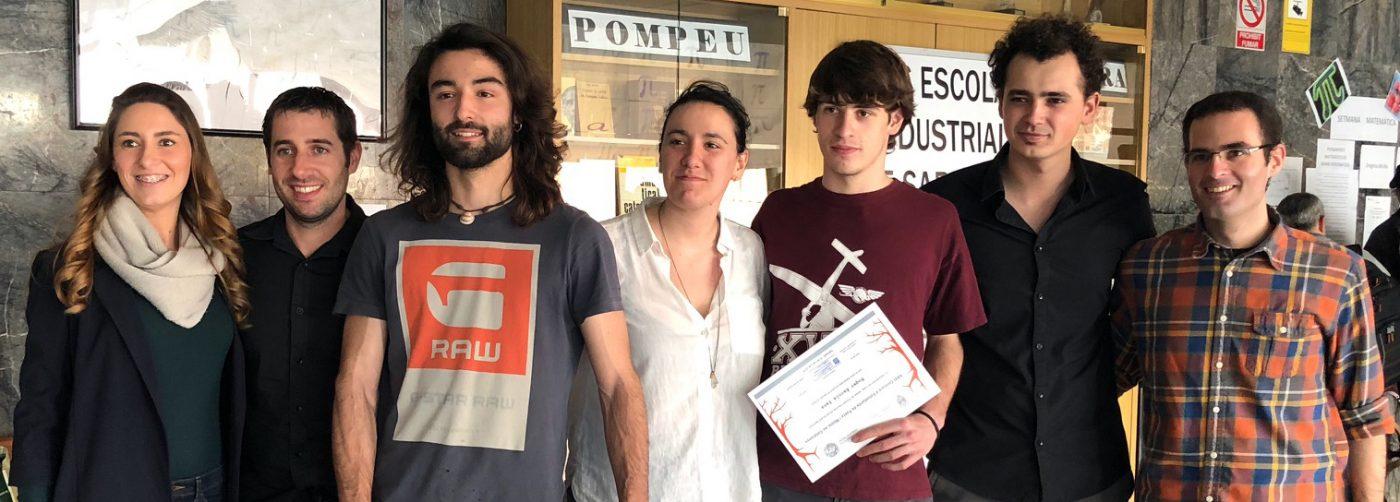 PROFEMADERA, presente en el XXVI Concurso Sant Josep de Estudiantes de Carpintería de Cataluña