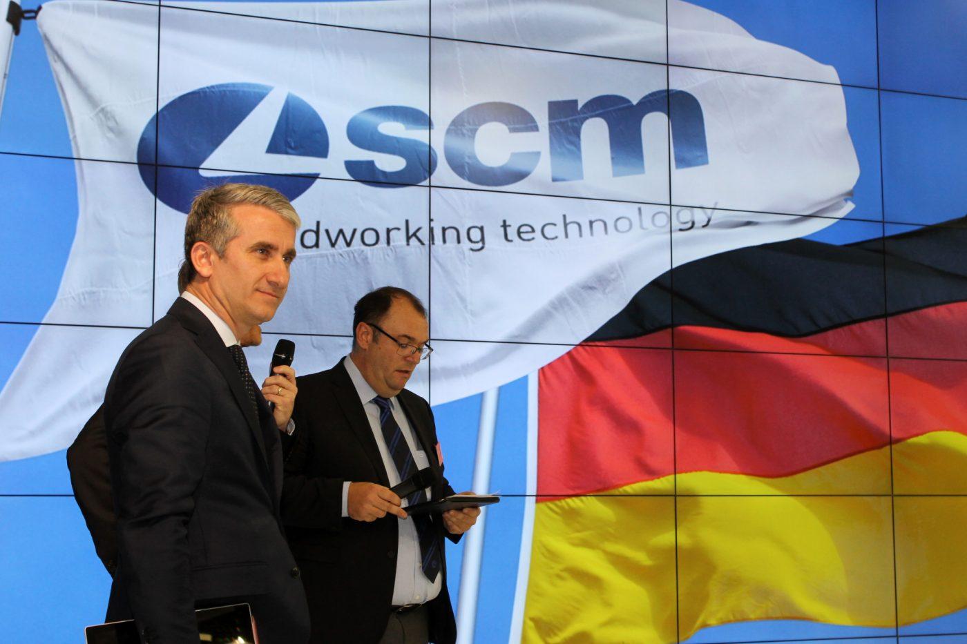 SCM Group despliega en Nuremberg todo el potencial de MAESTRO Digital Systems