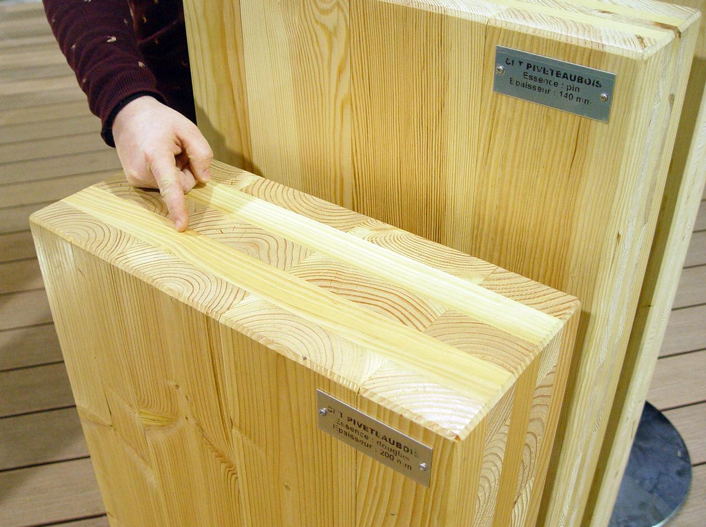 PIVETEAU BOIS se propone doblar su producción de CLT