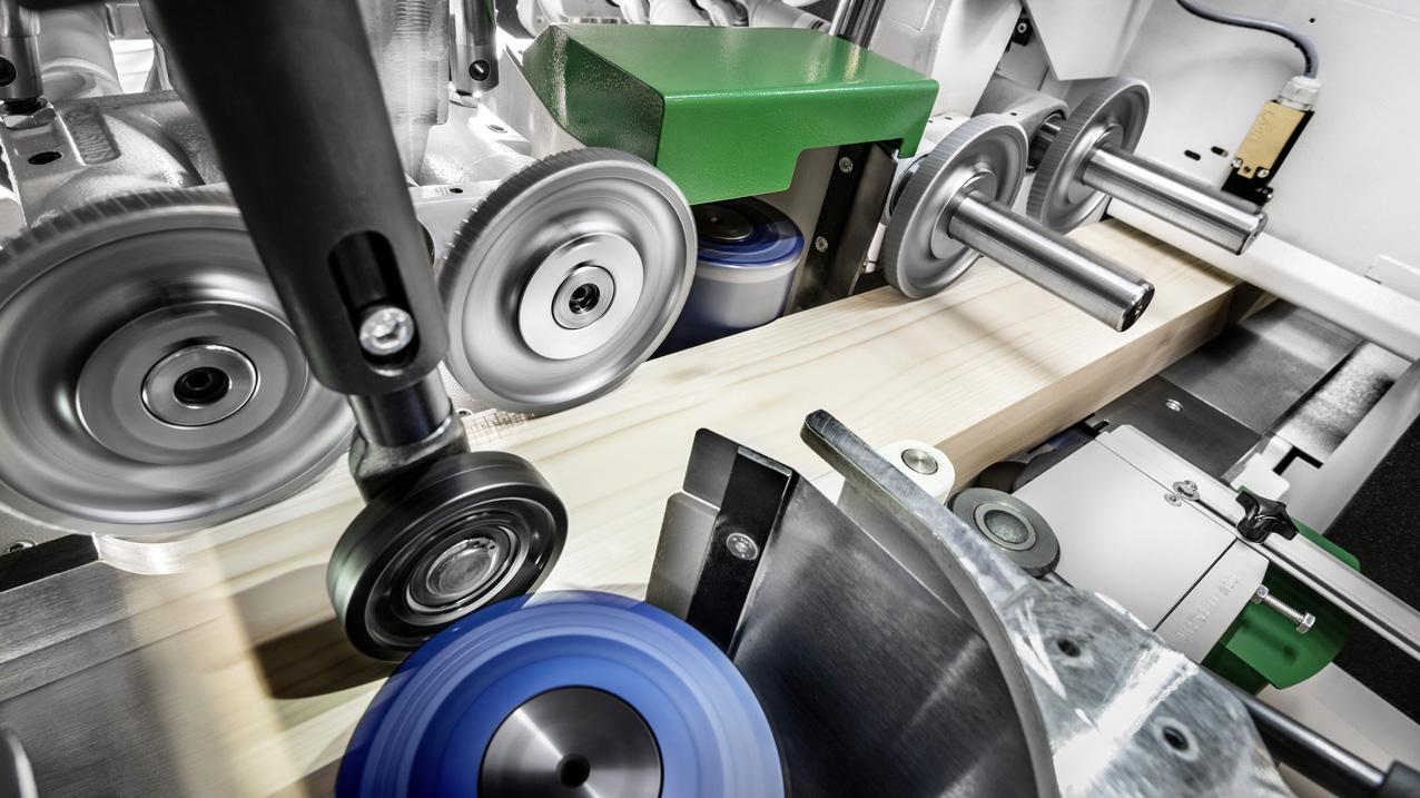 Treinta máquinas de WEINIG funcionarán en vivo en la Holz-Handwerk