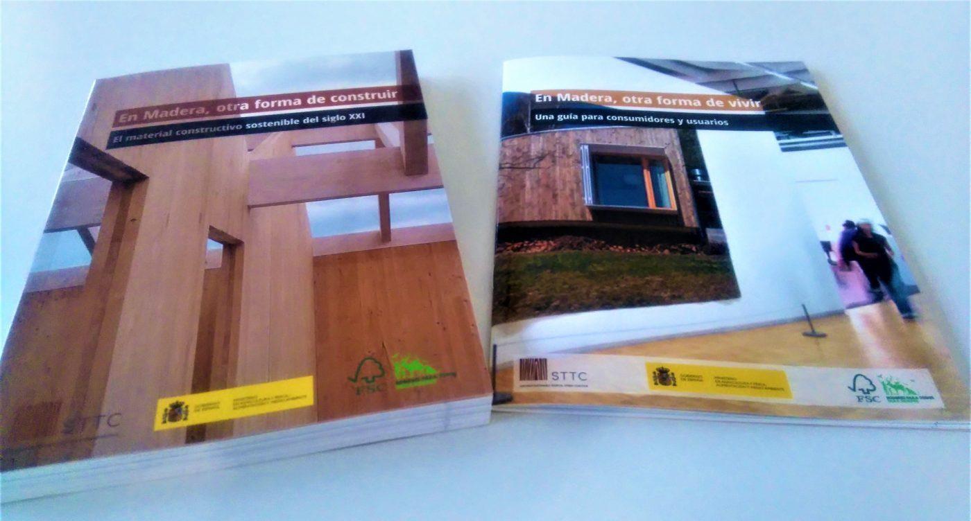 FSC España edita dos publicaciones para potenciar la construcción en madera