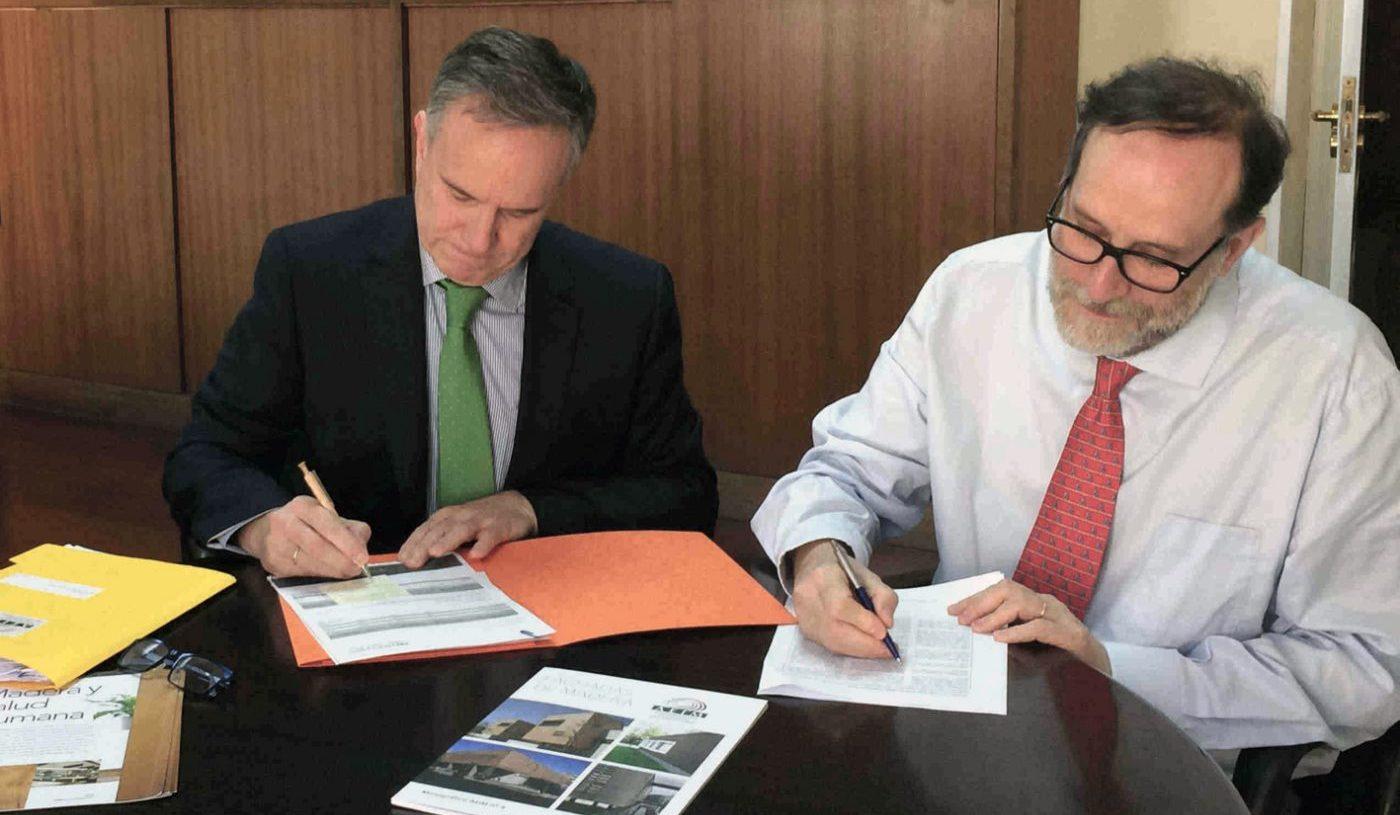 AITIM y AEIM renuevan su acuerdo de colaboración