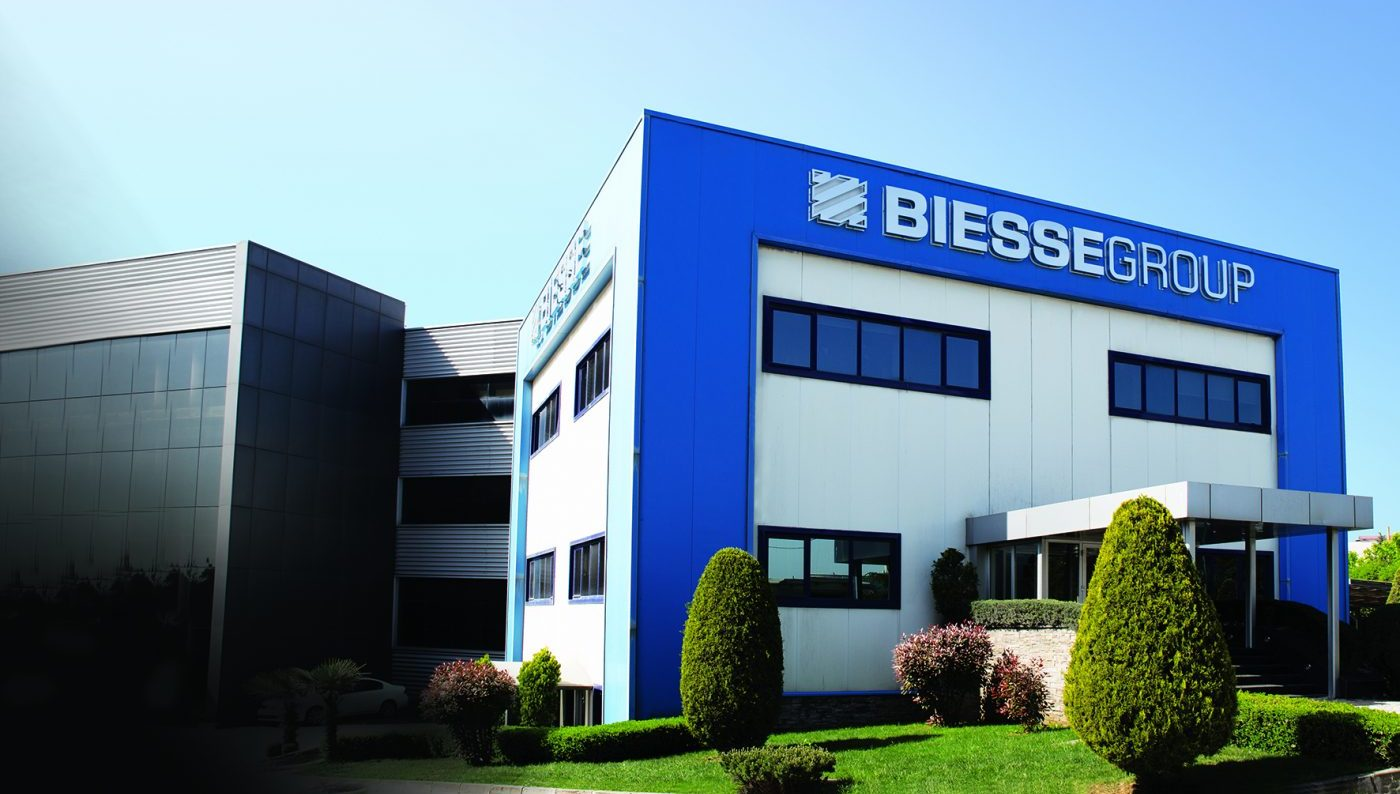 BIESSE Group abre una nueva showroom en Estambul