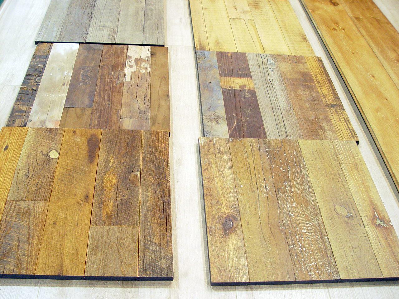 DESCUBRA PARKETS recupera maderas para arquitectos e interioristas